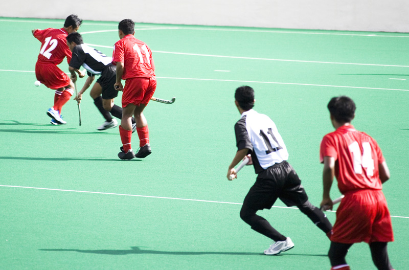 Hockey tour, Hockey, India, Sri Lanka, Dubai